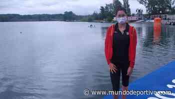 """Paula Ruiz, """"en una nube"""" tras lograr su clasificación olímpica - Mundo Deportivo"""