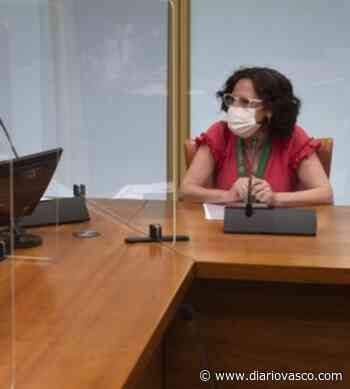 La archivera Yolanda Ruiz interviene en el Parlamento Vasco sobre la ley documental - Diario Vasco