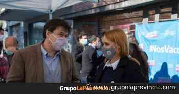 Moroni y Ruiz Malec visitaron una fábrica beneficiada con el programa ATP - Grupo La Provincia