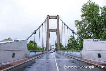 Métropole de Lyon : polémique sur le pont de Vernaison, il va passer à sens unique dès le mercredi 23 juin - Lyon Capitale