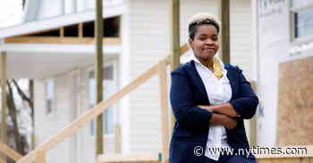 India Walton, Socialist Challenger, Stuns Buffalo's Incumbent Mayor