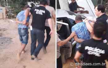 Polícia prende em Cachoeiro acusado de matar mulher em Mimoso do Sul » Jornal Dia a Dia - Notícias do Espirito Santo e do Brasil - Dia a Dia Espírito Santo