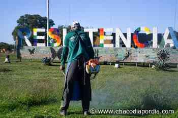 Ambiente avanza en trabajos de saneamiento en el Gran Resistencia   CHACO DÍA POR DÍA - Chaco Dia Por Dia