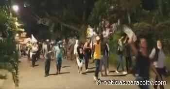 Reportan un muerto tras nuevos enfrentamientos en Puerto Resistencia: sería miembro de primera línea - Noticias Caracol