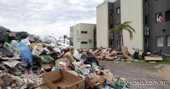 Resistencia: robaron material reciclable a la Fundación Ciudad Limpia - Vía País