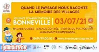 Histoires Agricoles Bonneville - Quefaire.be