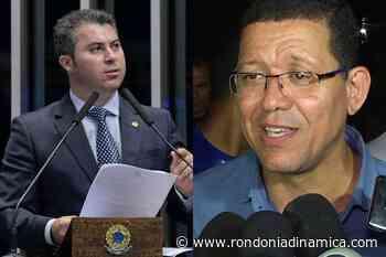 Marcos Rocha e Marcos Rogério em condições; Vereadores descontentes; Porto Velho merece elogios - Rondônia Dinâmica