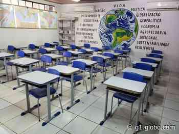Aula presencial da rede municipal ficará suspensa em Porto Velho, enquanto particulares podem voltar após 10 dias sem filas nas UTI's - G1