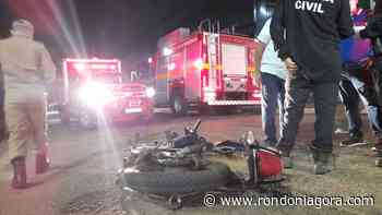 Morto em acidente de trânsito em Porto Velho no domingo era foragido - Jornal Rondoniagora