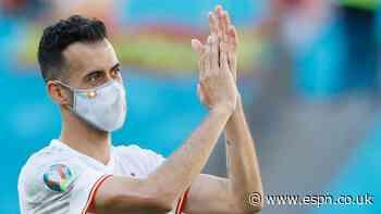 Emotional Busquets was unsure of Spain return