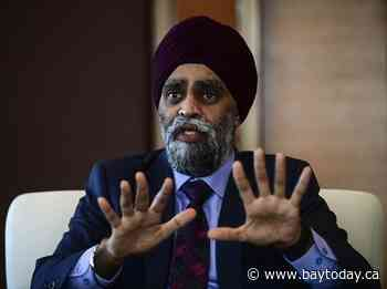 Sajjan military assistant had inappropriate relationship while with Vancouver police