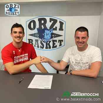 UFFICIALE - Matteo Martini rinnova con Orzinuovi - Basketinside