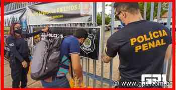 Policiais realizam protesto em Teresina contra a reforma administrativa - GP1