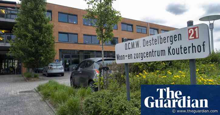 Belgian police hold man '99 or 100 years old' over retirement home death