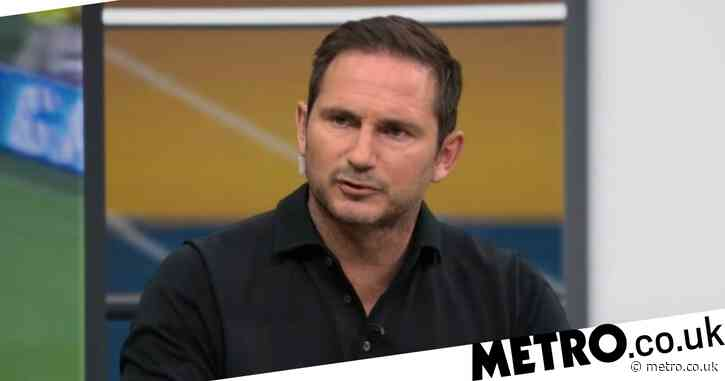 Frank Lampard picks out three England players for special praise after Euro 2020 win over Czech Republic