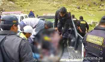 La Libertad: matan a pedradas a un hombre en caserío de Otuzco - Panamericana Televisión