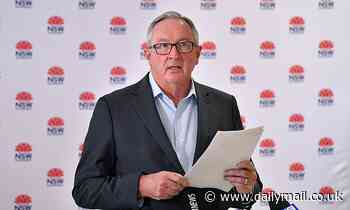 Covid Australia: NSW Health Minister Brad Hazzard in isolation, 'close contact of a positive case'