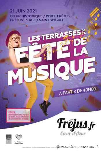 Changement de programme pour la fête de la musique à Frejus ! - Frequence-Sud.fr