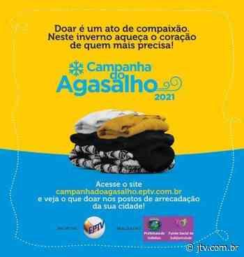 900 cobertores são arrecadados na Campanha do Agasalho em Valinhos - Jornal Terceira Visão