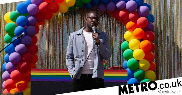 Emmerdale spoilers: Ethan Anderson makes a moving LGBTQ speech for Pride
