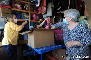 Iqaluit thrift store donates clothes to every Nunavut community - Nunatsiaq News