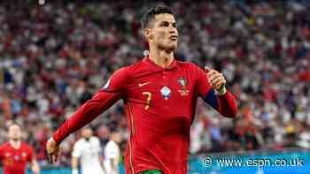 Ronaldo ties goals mark in thriller with France