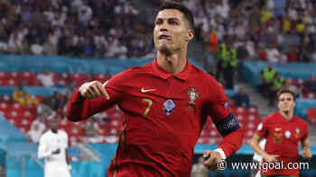 Ronaldo becomes all-time combined top scorer in World Cup and European Championship history