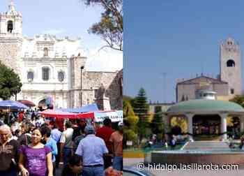 Se quedaron sin ferias Actopan y Pachuca, tienen 53 casos activos de covid-19 - La Silla Rota