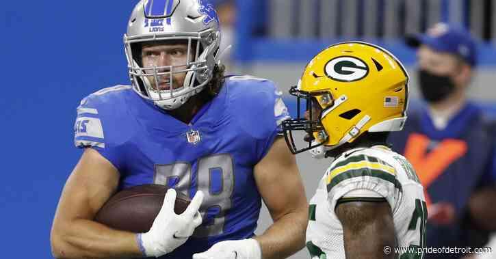 Notes: T.J. Hockenson makes NFL.com's All-Under-25 Team