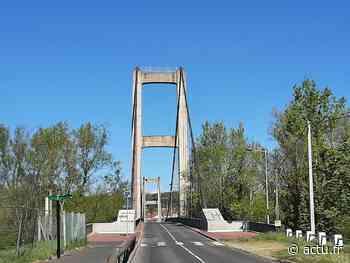 Dans le sud de Lyon, le pont de Vernaison en sens unique dès ce mercredi - actu.fr