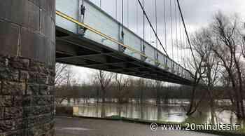 Lyon : Le pont de Vernaison en sens unique à partir de mercredi - 20 Minutes