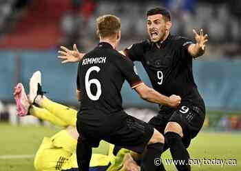Goretzka keeps Germany in Euro 2020 after draw with Hungary