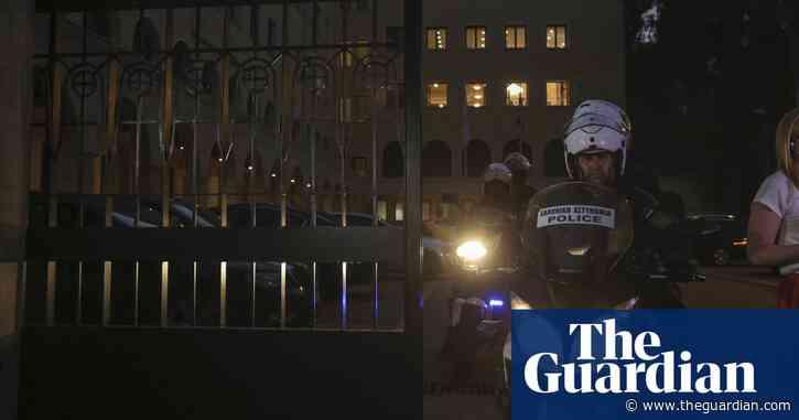 Seven Greek Orthodox bishops hurt in acid attack by priest
