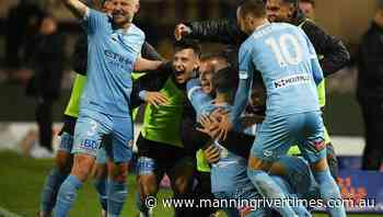 Melbourne A-League grand final locked in - Manning River Times