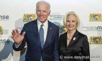Biden officially nominates Cindy McCain to as ambassador to UN Agencies for Food and Agriculture