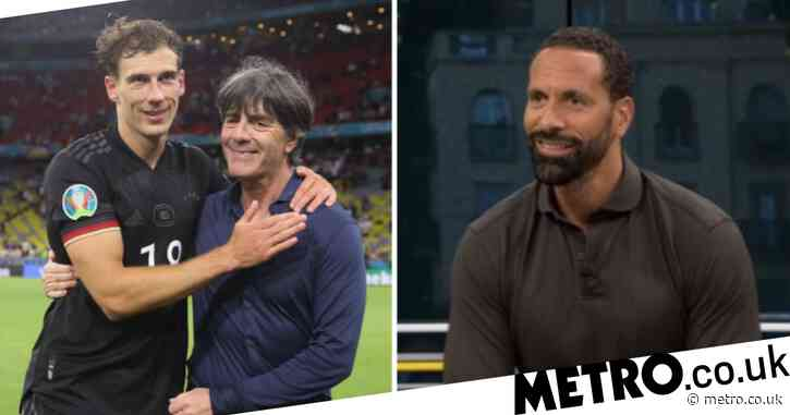 Rio Ferdinand rates England's chances ahead of Euro 2020 last 16 clash with Germany