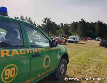 Anche i volontari della Racchetta di Sesto hanno partecipato alle ricerche del piccolo Nicola - piananotizie.it
