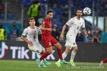Calhanoglu è il sesto turco della storia dell'Inter, il secondo Hakan: tutti i nomi - Inter-News.it