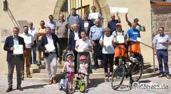 Simultankirchenradweg: Route mit Start und Ziel Sulzbach-Rosenberg eröffnet - Onetz.de