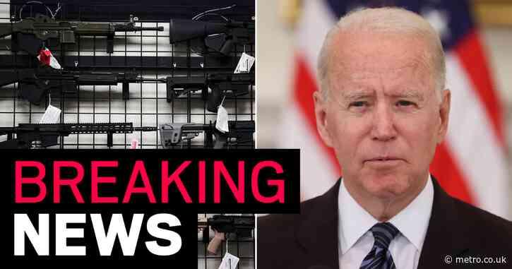 Joe Biden unveils 'zero tolerance' policy for gun dealers willfully violating law