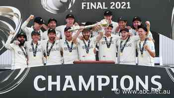 New Zealand's golden generation rewarded with Test Championship glory
