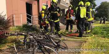 Rhein-Sieg: Feuerwehr löscht Brand in Keller in Sankt Augustin - Kölnische Rundschau