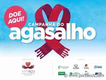 Campanha do Agasalho é lançada na CDL de Campos dos Goytacazes com apoio da CDLSJB - Portalozk.com