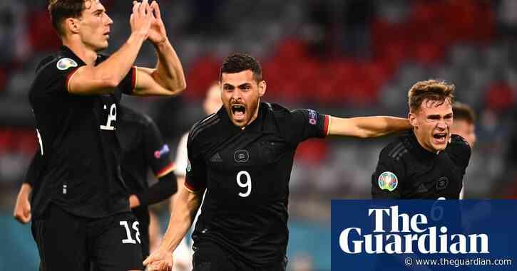 Goretzka sets up Germany v England last-16 tie after Hungary threaten shock
