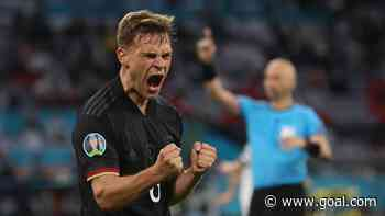 'No better game' - Kimmich and Germany ready for England grudge match at Wembley
