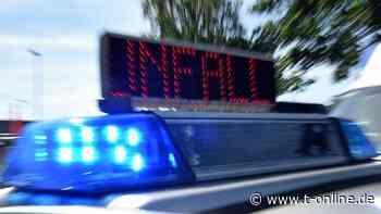 Frontalzusammenstoß bei Schiffweiler: Drei Schwerverletzte - t-online.de