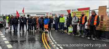 Gateshead: Bosses sack sparks protesting for safety measures - Socialist Party