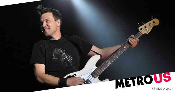 Blink-182 star Mark Hoppus confirms cancer diagnosis: 'I'm trying to remain hopeful and positive'