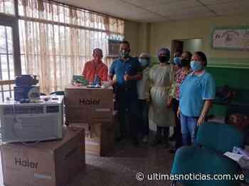 Adecúan y dotan ambulatorio 19 de Abril en Maturín - Últimas Noticias