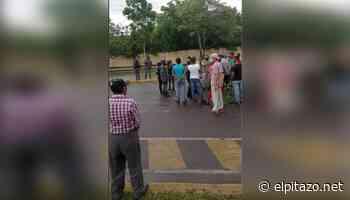 Conductores protestaron en Maturín por falta de gasolina protesta-conductores-falta-gasolina - El Pitazo